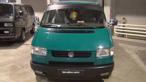volkswagen transporter t4 multivan 1992 exterior and interior in
