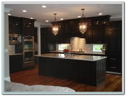 Stain Oak Kitchen Cabinets Staining Oak Kitchen Cabinets Darker Kitchen Set Home