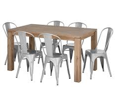 toto 4 seater dining table toronto 7 dining set with worx chairs building