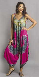 hippie jumpsuit sacred threads modern hippie bohemian festival baggy harem