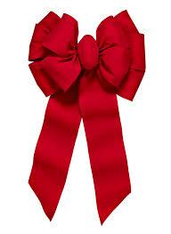 large christmas bows u2013 happy holidays