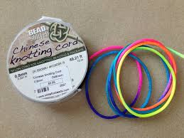 knotting cord macrame hemp or knotting cord fiberkathy