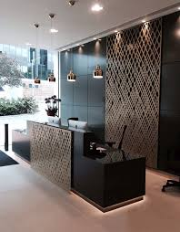Small Reception Desk Ideas Best 20 Hotel Reception Desk Ideas On Pinterest Lobby Design