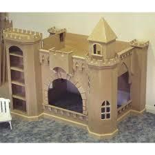 Princess Castle Bunk Bed Fantastic Castle Loft Bed Plans And Best 10 Castle Bed Ideas On