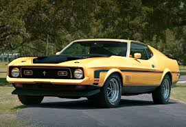 mustang 429 cobra jet 1971 ford mustang mach 1 429 cobra jet specifications photo