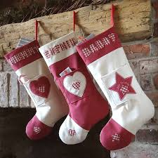 personalised christmas stockings learntoride co