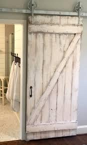 shabby chic doors shabby chic z sliding barn door white barn door deborah