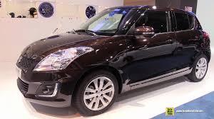 suzuki jeep 2014 2015 suzuki swift exterior and interior walkaround 2014 paris