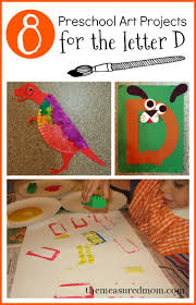 8 letter d crafts the measured mom