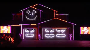 Halloween Lighting Effects Ideas by Top 13 Halloween House Decoration Ideas 2016 Youtube
