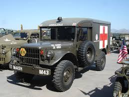 mash jeep dodge m43 ambulance 3 4 ton other than the neatly stenci u2026 flickr