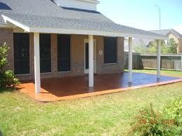 Backyard Covered Patio Ideas Backyard Wood Patio Cover Cost Estimator Covered Patio Additions