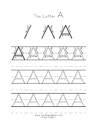 learn the letter a with fluffy and ivy