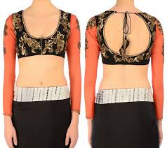 blouse pic 44 types of saree blouses fashion curious should