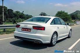 audi a6 india 2015 audi a6 matrix test drive review