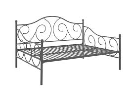 amazon com dhp victoria daybed metal frame multifunctional