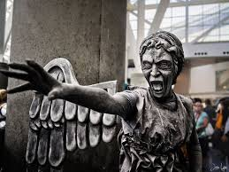 Weeping Angels Halloween Costume 2232 Costumes Cosplay Images Cosplay