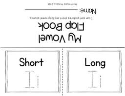 vowels and long vowels activities pictures and practice pages