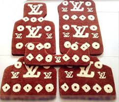 Louis Vuitton Si Buy Wholesale Lv Louis Vuitton Custom Trunk Carpet Cars Floor Mats