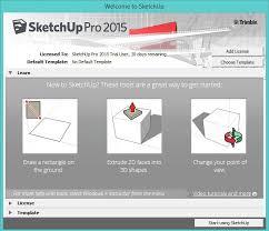 authorizing trimble sketchup pro
