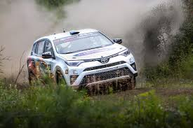toyota rally car we killed ryan millen u0027s toyota rav4 rally car it came back to