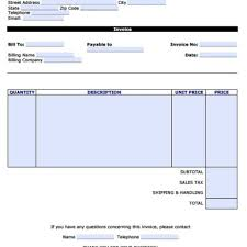 microsoft invoice template excel choice image templates example