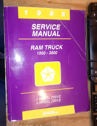 2004 dodge ram 1500 service manual other car manuals car manuals u0026 literature vehicle parts