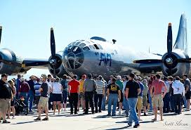 caf airpower history tour featuring 29 superfortress fifi