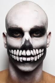 imagenes de calaveras hombres maquillaje para hombre maquillaje de halloween para hombre johnny