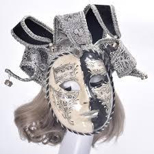 venetian jester costume venice mask jester jolly for costume party masquerade carnival