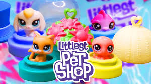 Blind Bag Littlest Pet Shop Littlest Pet Shop Pets Ring Blind Bag Series 1 Lps Teensie Pets