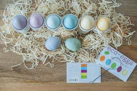 natural easter egg dye mead meadow