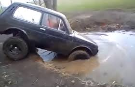 jeep russian off road extreme 4x4 lada niva best russian jeep mudding youtube