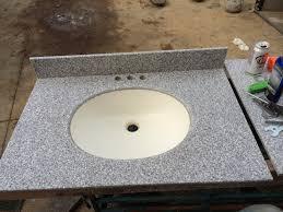 corian sink repurposed