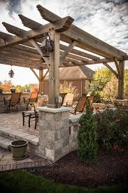 Lattice Pergola Roof by Ravishing Patio Home Exterior Design Inspiration Contain