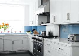 glass tile kitchen backsplash blue kitchen backsplash blue kitchen cabinets with mosaic tile