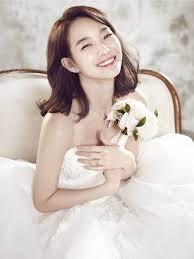 Wedding Dress Drama Korea My Love My Bride U0027 Actress Shin Min Ah On Working After Marriage