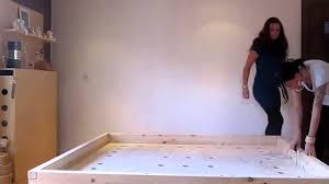 Zirbenbett Das Gesunde Zirbenholzbett Von Lamodula Bett Aus Zirbenholz Dreamlounge Youtube