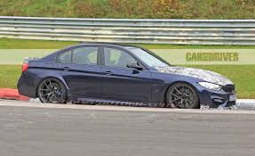 2018 bmw m3 cs spy photos news car and driver