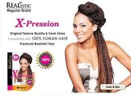 bijoux xpression kanekalon braiding hair bijoux x pression braid 84 synthetic braiding hair expression