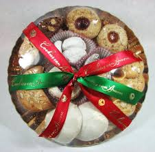 christmas cookies cake shops online