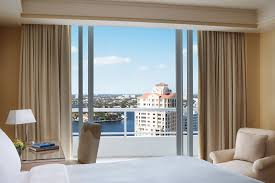 intracoastal view room the ritz carlton fort lauderdale