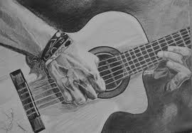 images of wallpaper pencils art guitar sc