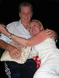 Michelle Phillips Brian Wilson With Michelle Phillips In His Lap Here U0027s The U2026 Flickr