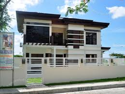 small house design ideas 2 inexpensive two storey modern house
