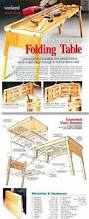 Wood Folding Table Plans Woodwork Projects Amp Tips For The Beginner Pinterest Gardens - 4472 best wood projects images on pinterest woodwork wood and