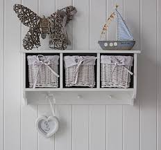 Wicker Bathroom Wall Shelves Wicker Basketwall Mount Storage Ideas Wall Mounted Bathroom