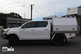 toyota motorhome 4x4 toyota hilux aluminium canopy norweld aluminium ute trays and