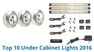 Best Under Cabinet Kitchen Lighting 10 Best Under Cabinet Lights 2016 Youtube