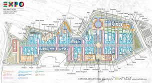 Expo Line Map Expo Milan 2015 Index Inexhibit